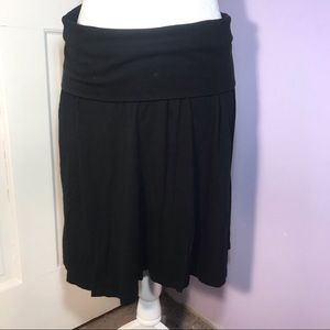 Old navy | rollover waist skirt